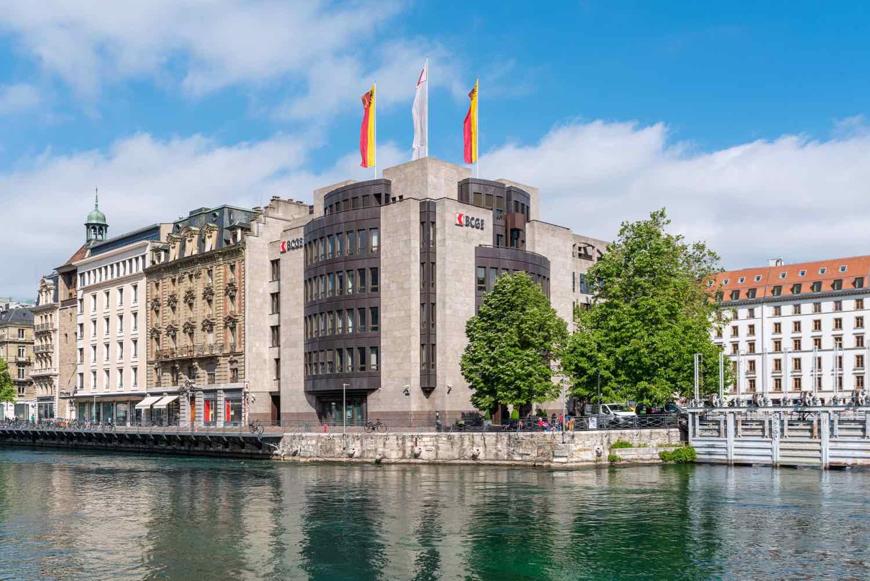 BCGE Quai de l'Ile – Genève