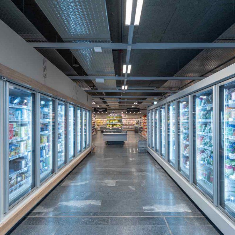 Centre commercial Les Acacias – Genève