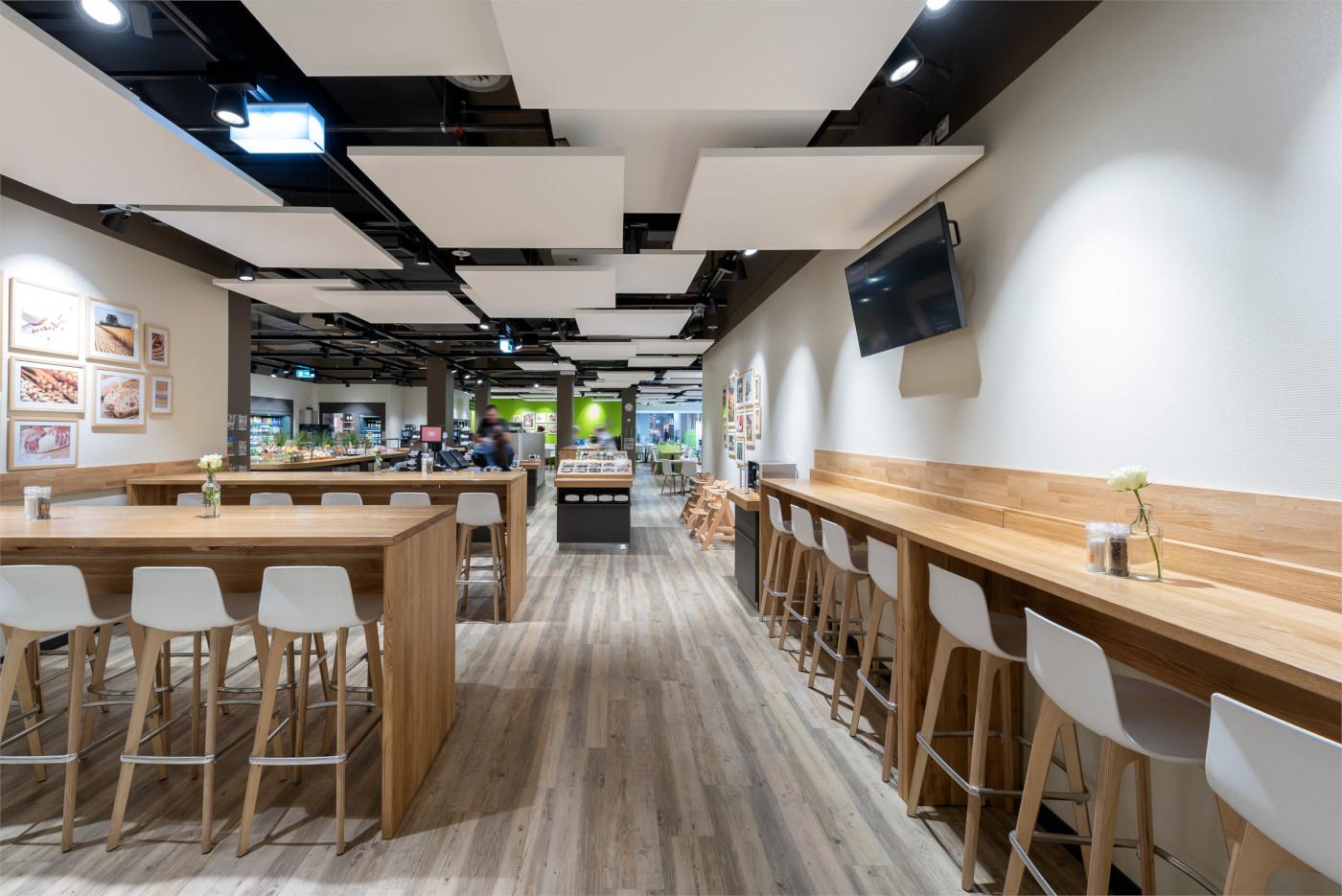 Coop Restaurant – Ecublens